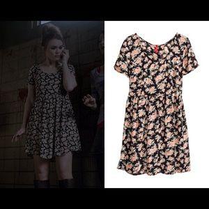 Lydia Martin H&M floral dress size us 6
